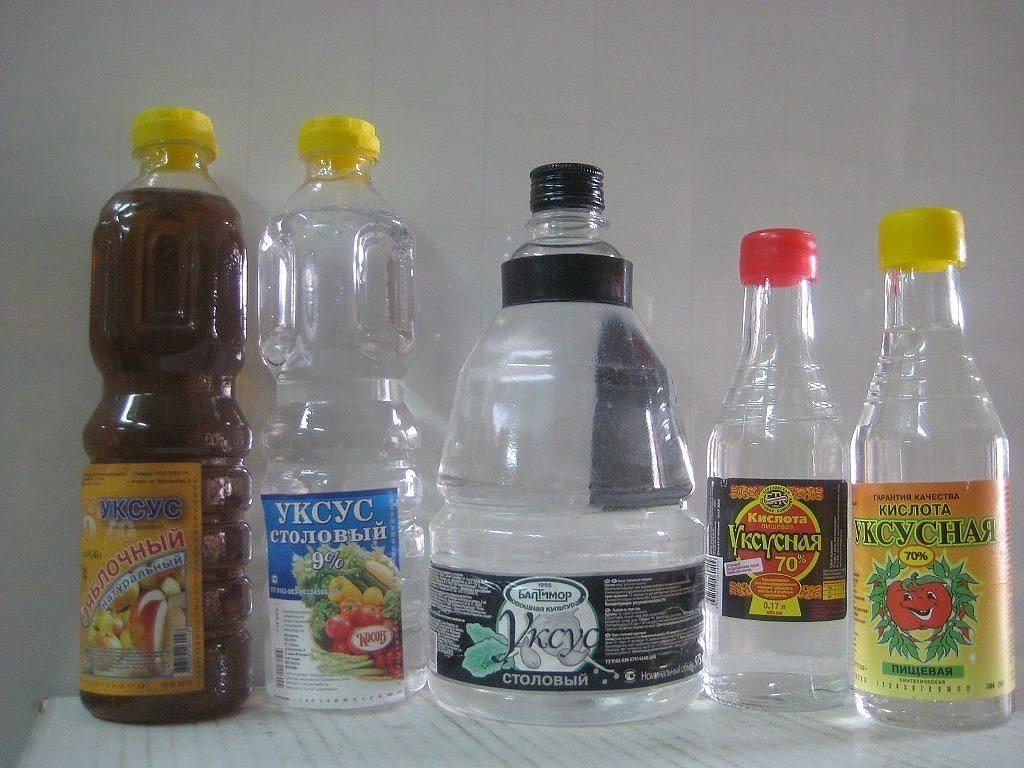 9 способов применения столового уксуса в уборке квартиры