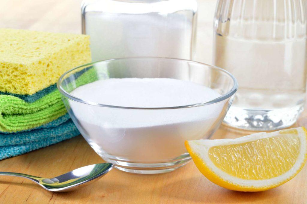 Как отмыть кафель на кухне от жира народными средствами