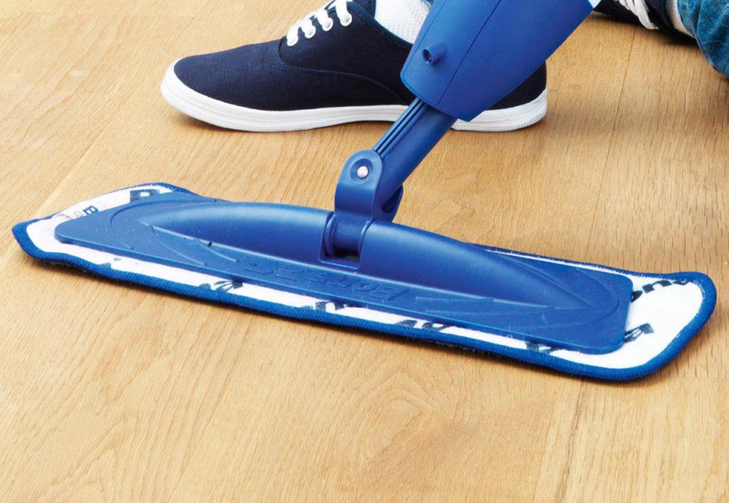 Как правильно мыть полы с различным типом покрытия