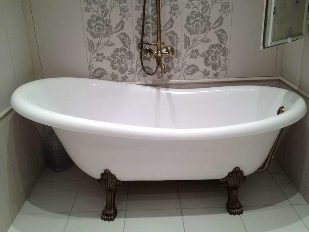 Как отмыть ванну: методы очистки в домашних условиях
