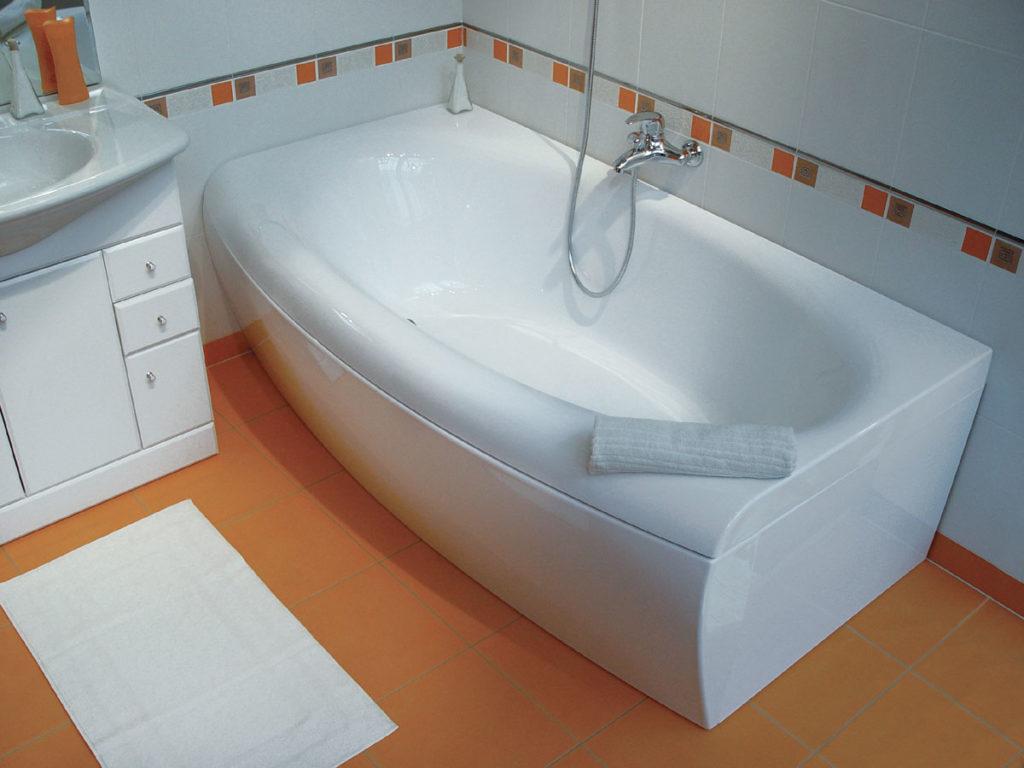 Как правильно мыть сантехнику из акрила