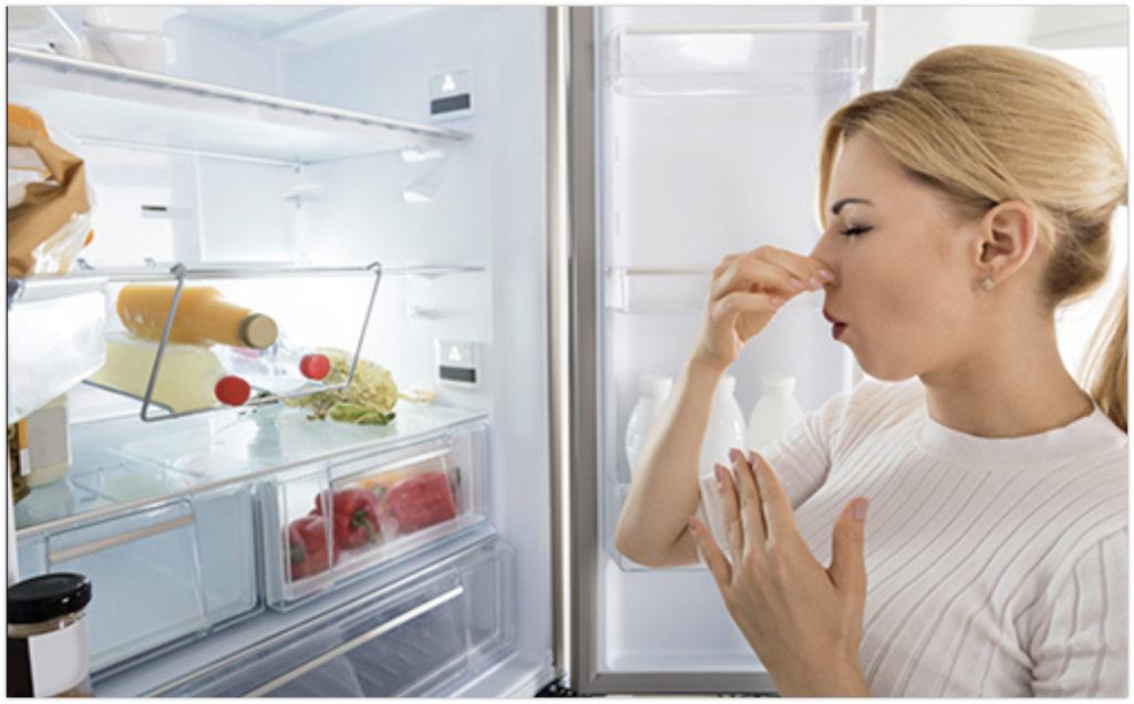 Чем можно удалить неприятный запах в холодильнике