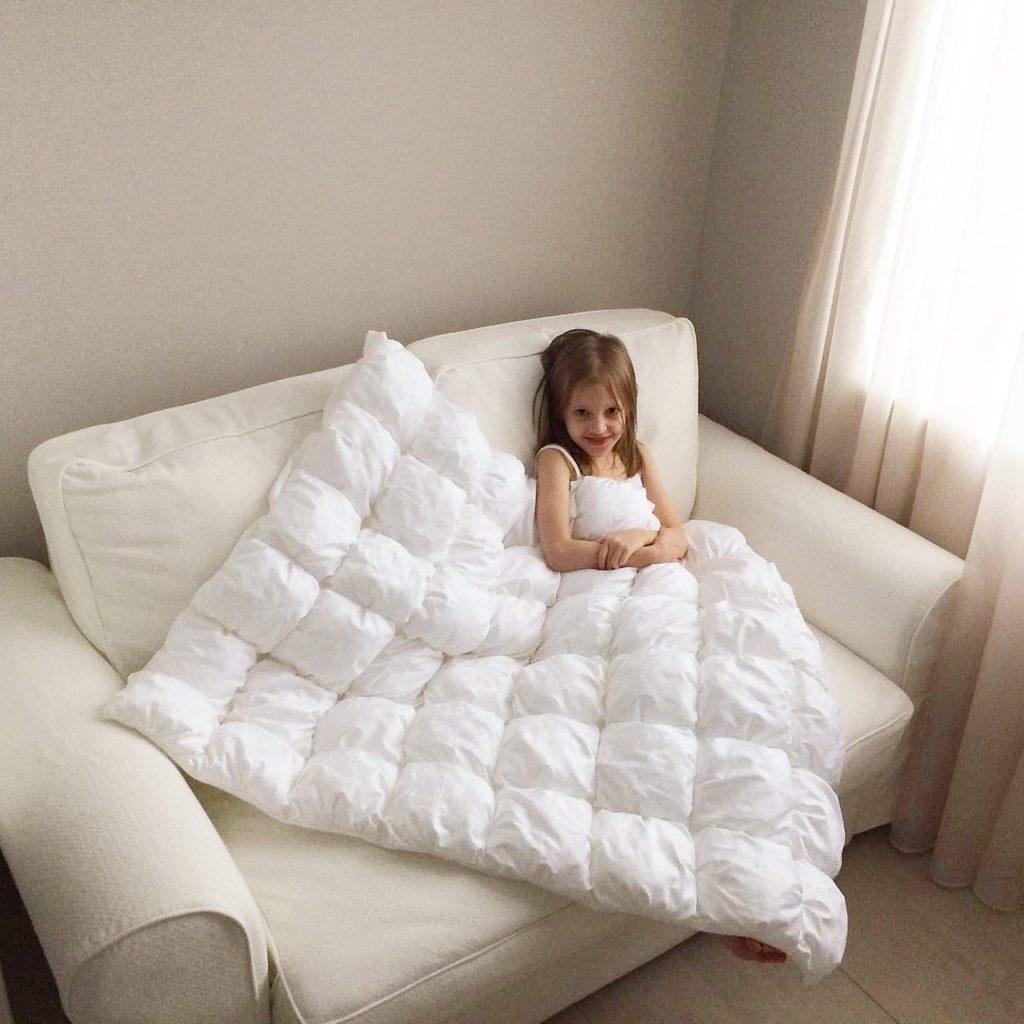 Как постирать одеяла в домашних условиях