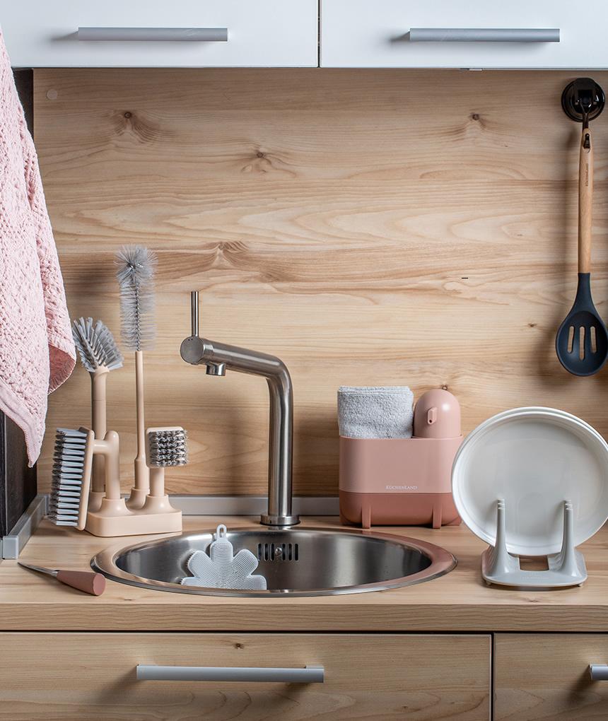 6 лайфхаков как поддерживать идеальный порядок на кухне