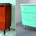 5 идей переделки старой мебели, чтобы она выглядела как новая