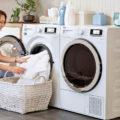 Как быстрее высушить белье после стирки
