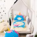 Как стирать детские подушки и одеяла