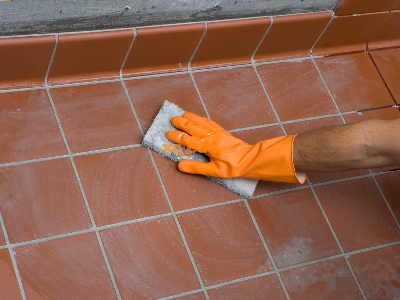 как отбелить цемент
