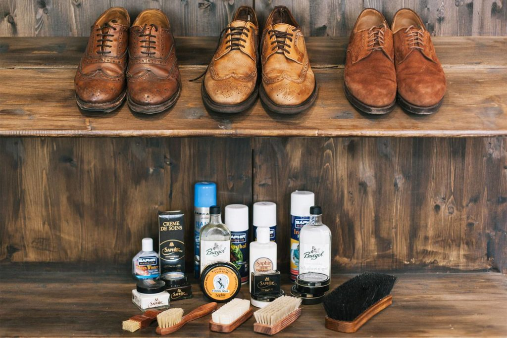 Что сделать чтобы кожаная обувь долго служила