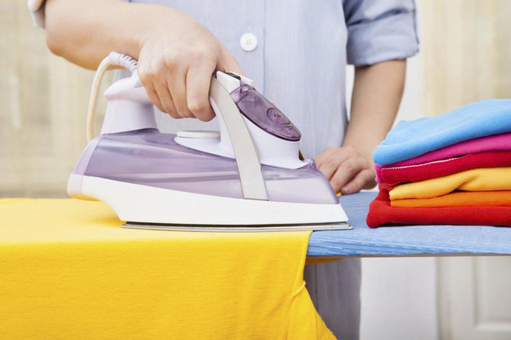 Как правильно гладить синтетику