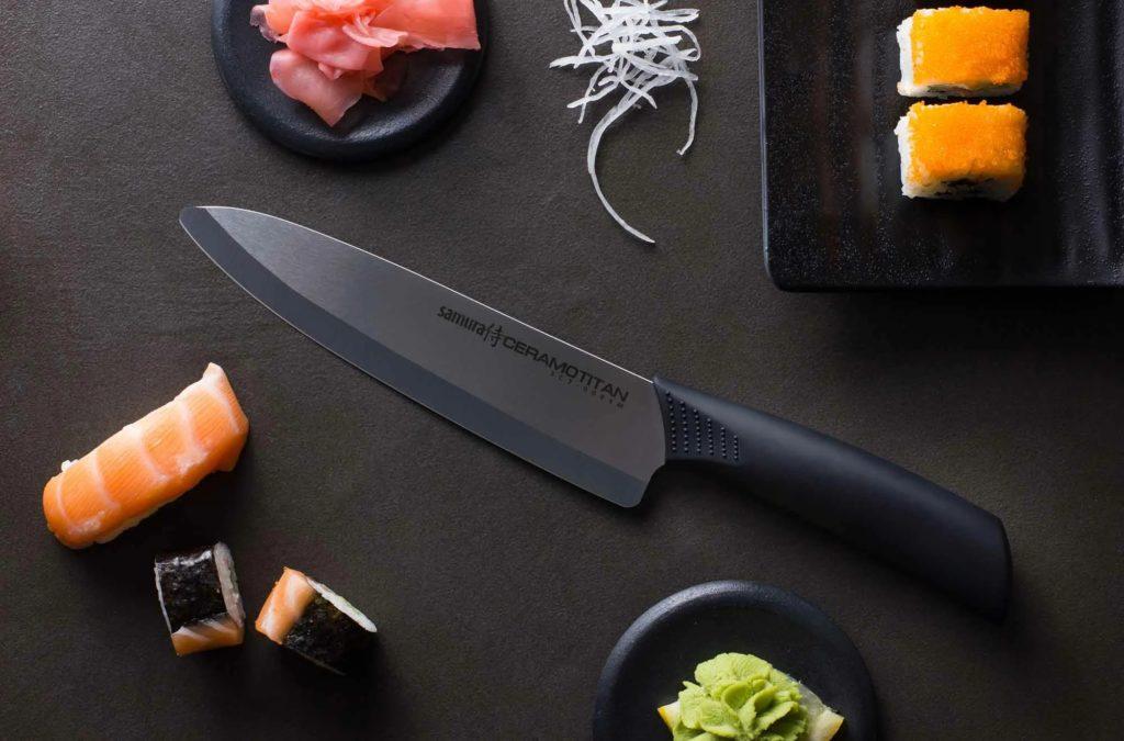 Чем заточить кухонный нож в домашних условиях