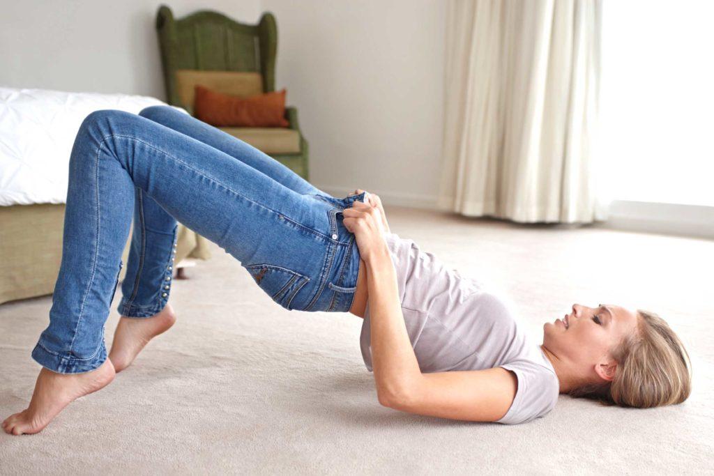 Как в домашних условиях быстро растянуть джинсы