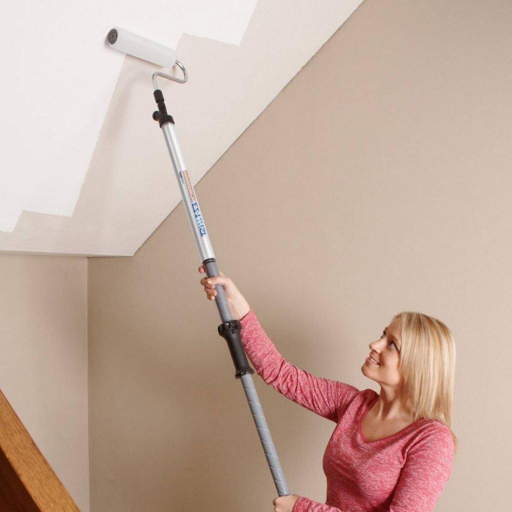 Как отмыть старую водоэмульсионную краску с потолка