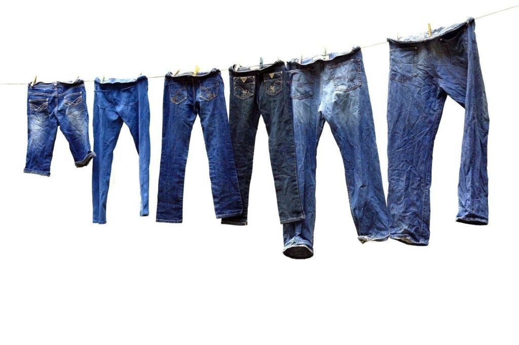 Как уменьшить джинсы на несколько размеров в домашних условиях
