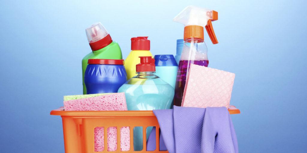 Как выбирать средства бытовой химии для дома
