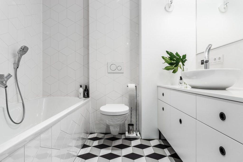 Как легко поддерживать порядок в ванной комнате