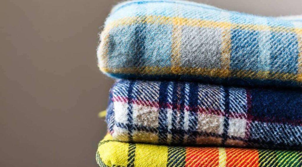 Как стирать шерстянной плед в домашних условиях