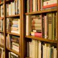 Как удалить пыль с книг на полках