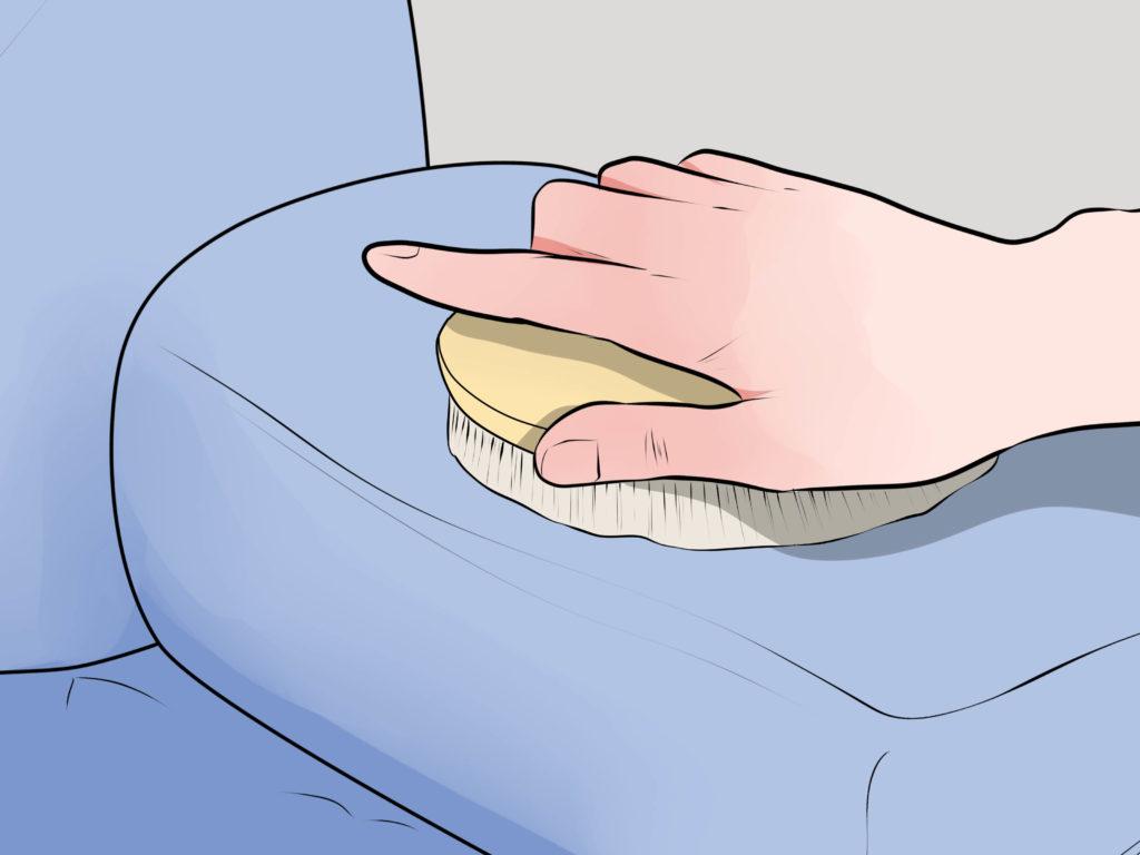 Как удалить пятна с натуральной кожи и замши