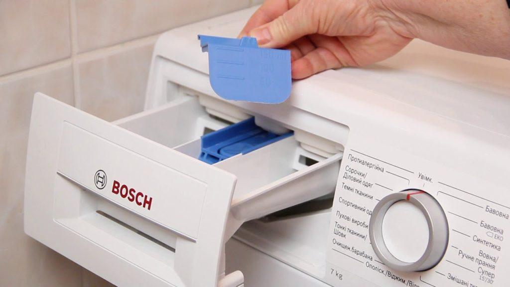Как быстро очистить лоток для порошка в стиральной машине