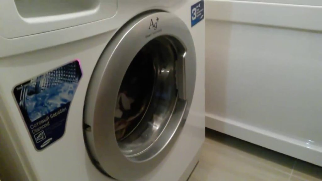 Что делать если стиральная машина стала шуметь и выбрировать
