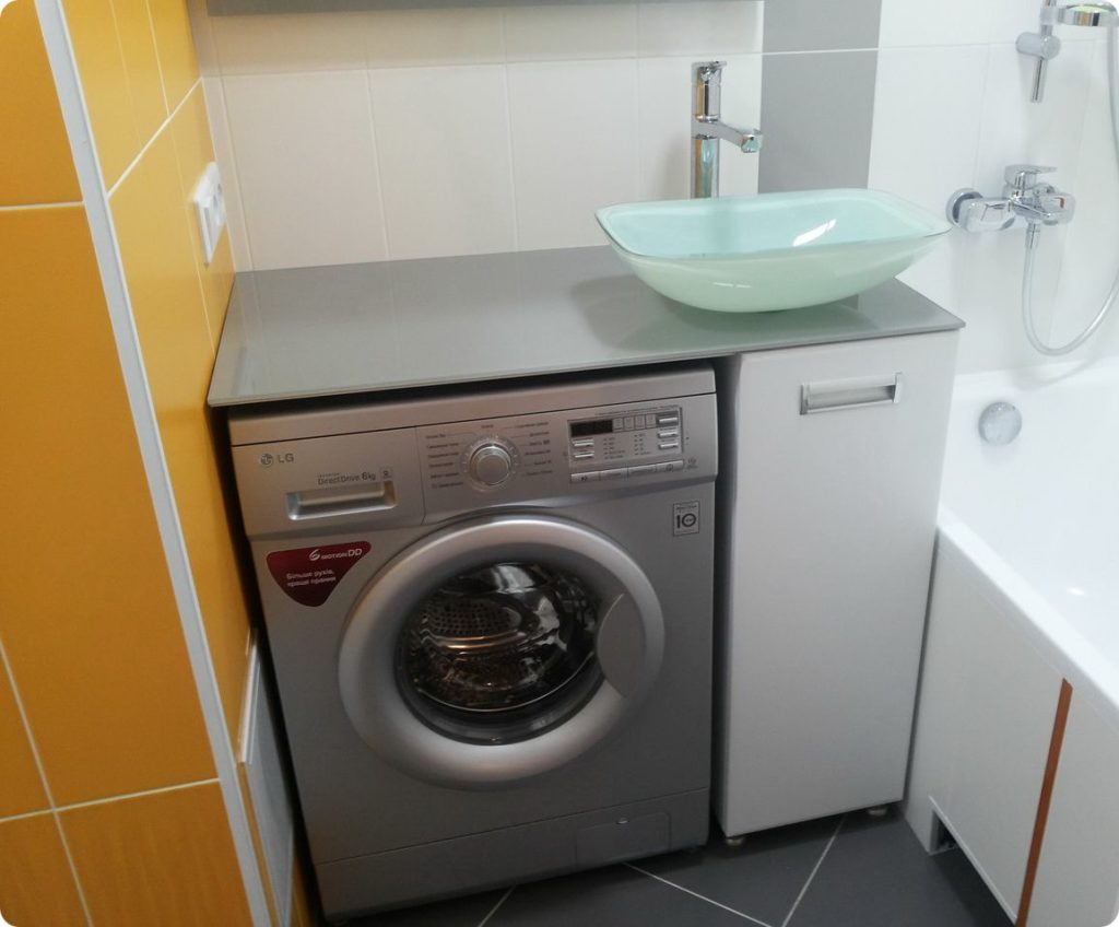 Как самостоятельно отрегулировать высоту стиральной машины