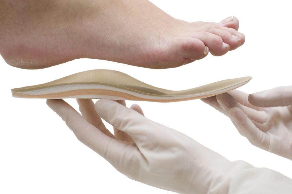 Как правильно ухаживать за ортопедическими стельками