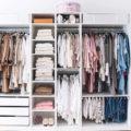 10 шагов к наведению порядка в шкафу