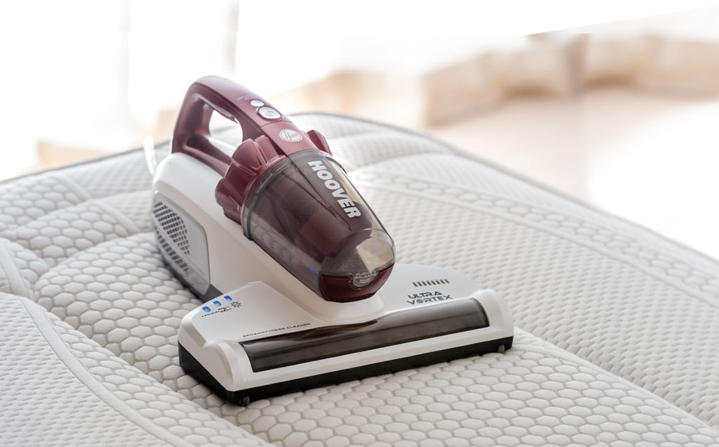 Как эффективно очистить матрас от клещей