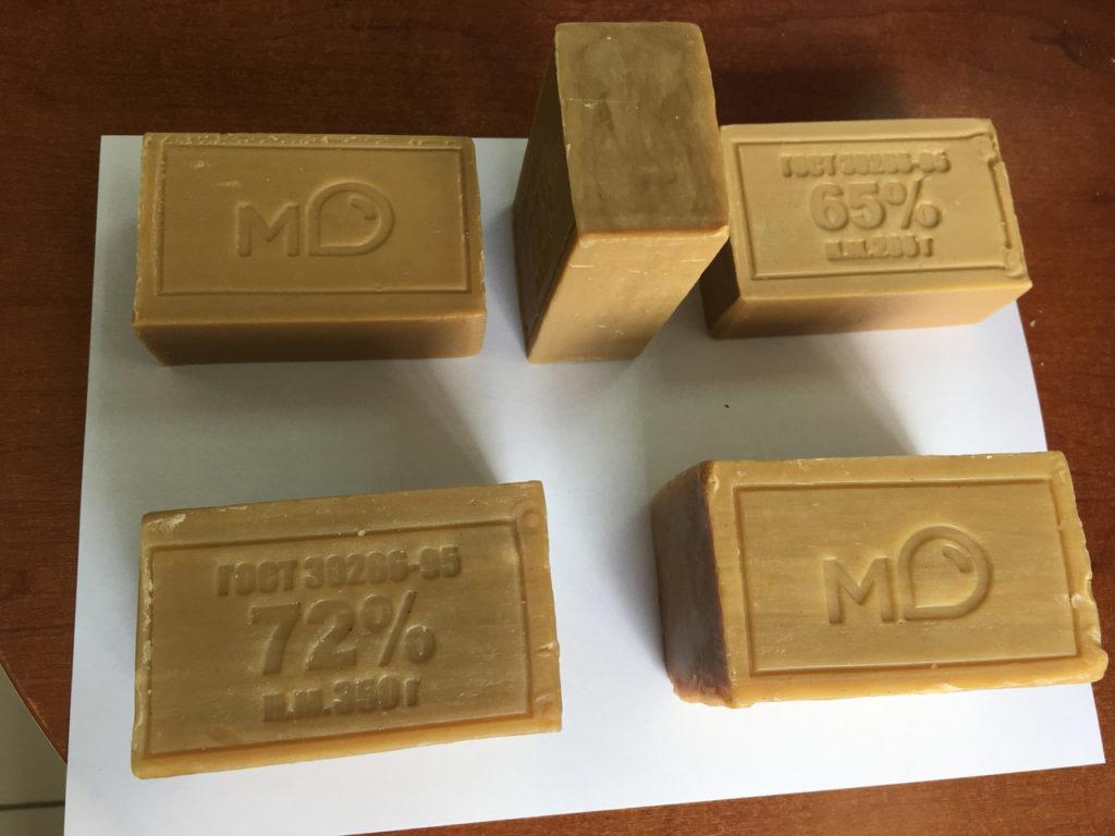 7 методов использования хозяйственного мыла в быту