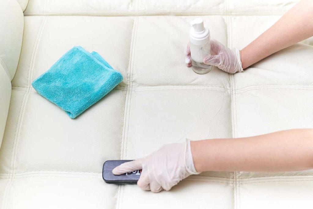 Что делать если появился запах на обивке мягкой мебели