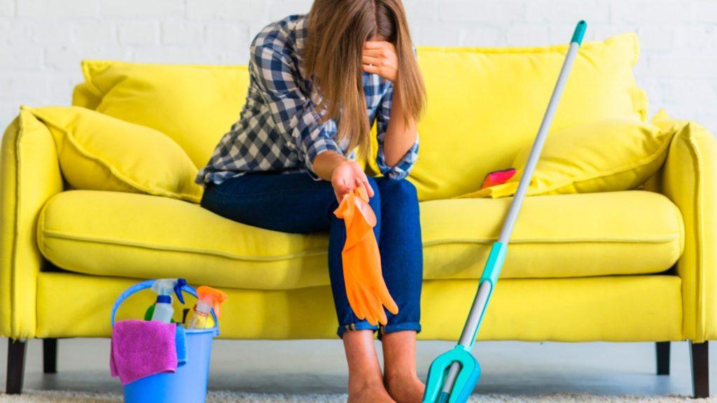 Как часто нужно проводить влажную уборку в квартире