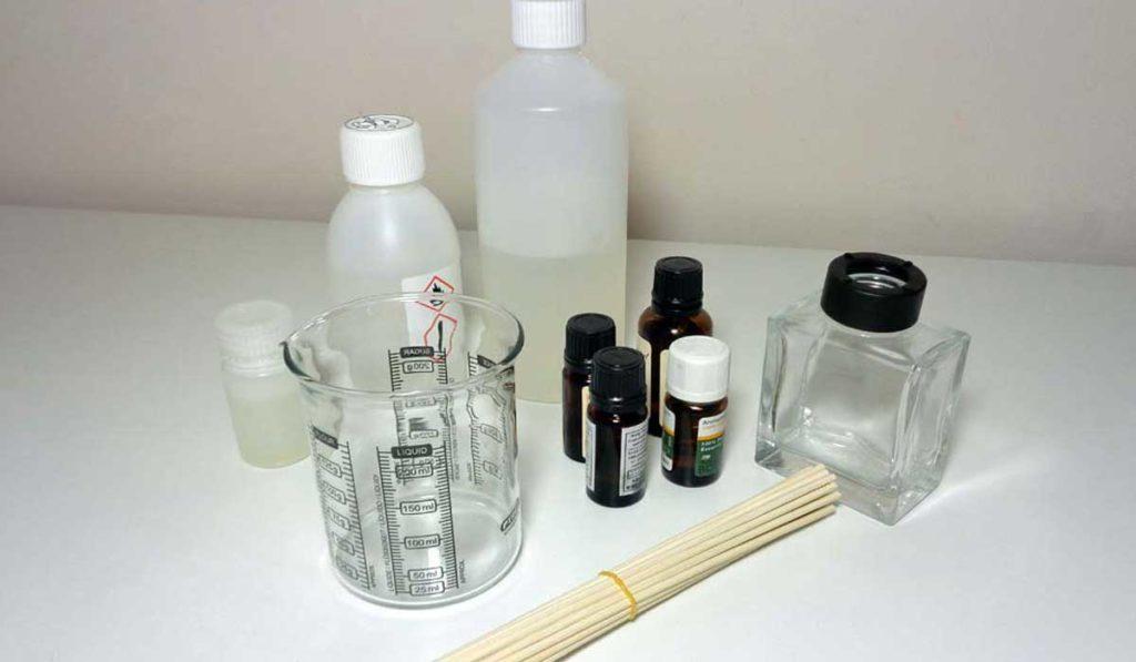 Как сделать домашний ароматизатор своими руками