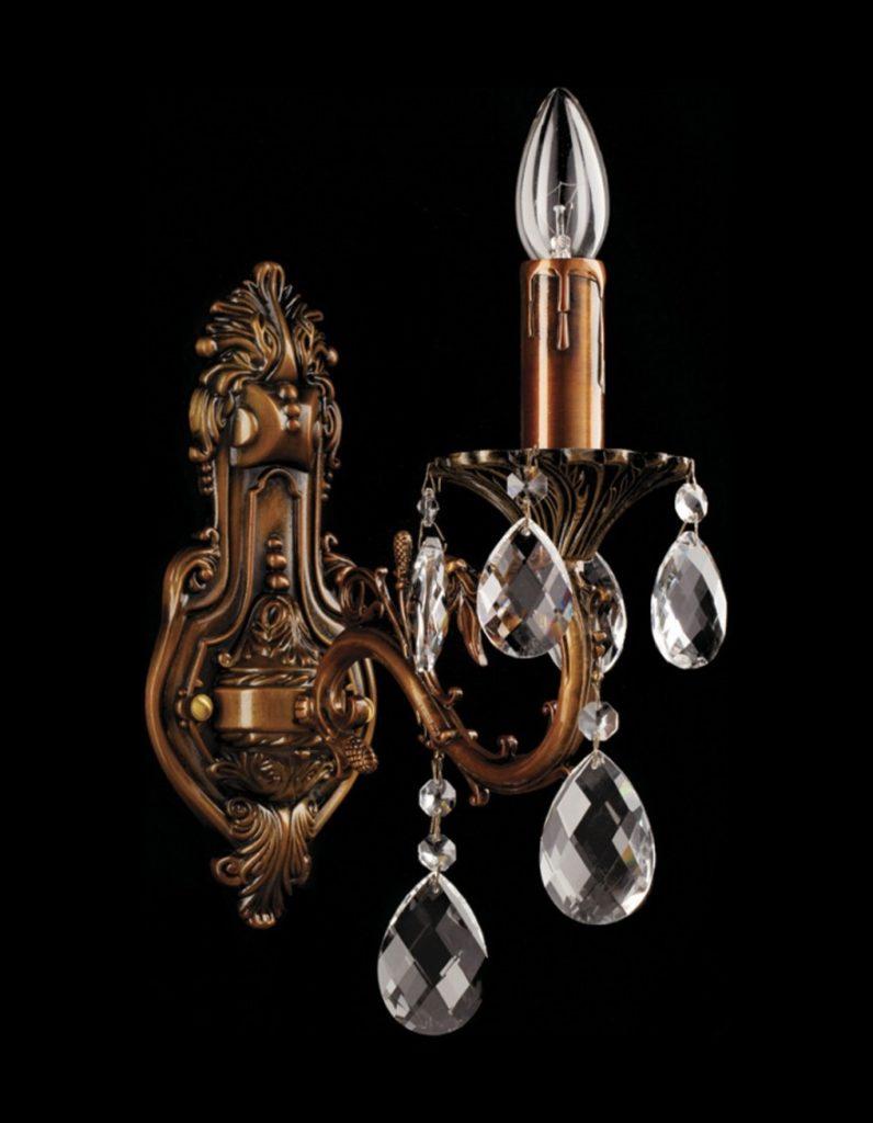 Как очистить бронзовые элементы декора