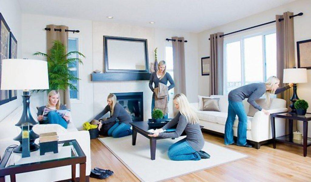 5 правил проведения генеральной уборки в своей квартире