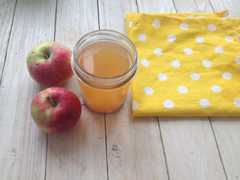 Как использовать яблочный уксус для уборки дома