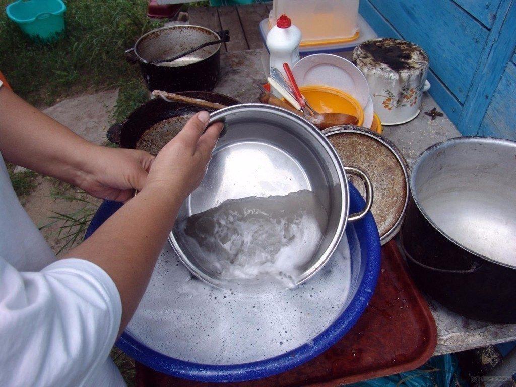 Как очистить алюминиевую посуду от нагара