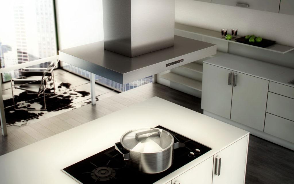 Какой производительности выбрать вытяжку для кухни
