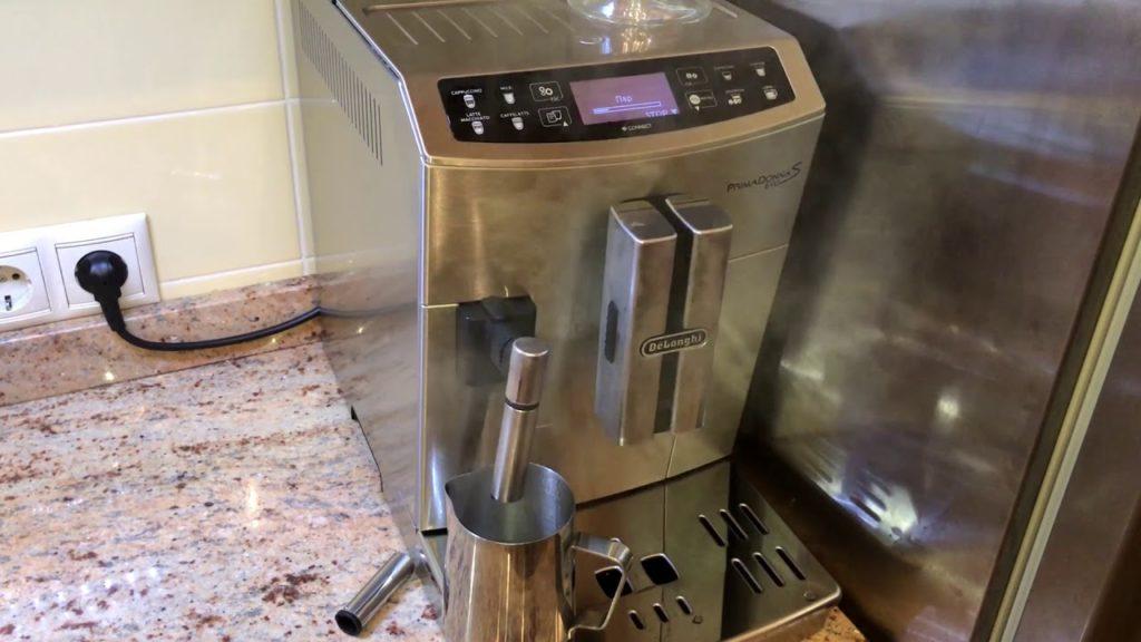 5 простых способа очистить кофемашину в домашних условиях