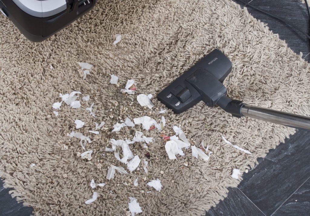 9 советов по уходу за ковром с длинным ворсом