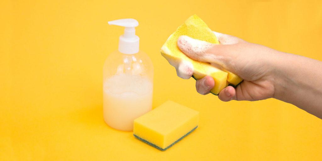 Как сделать средство для мытья посуды своими руками