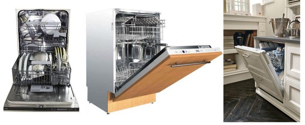 Как выбрать хорошую посудомоечную машину в малогабаритную кухню