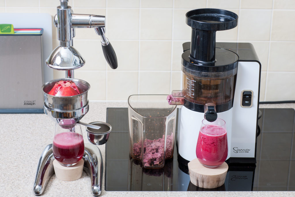 Как правильно промыть соковыжималку
