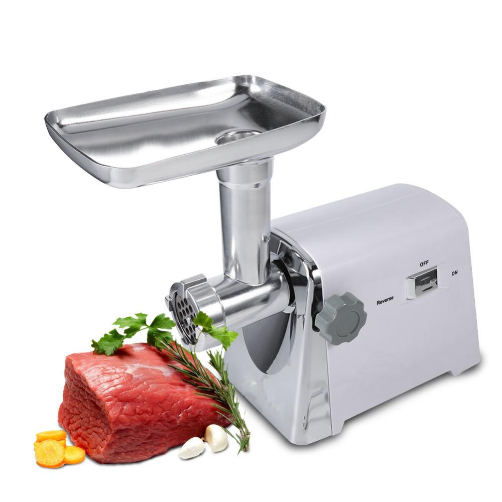 Какую мощность должна иметь хорошая мясорубка