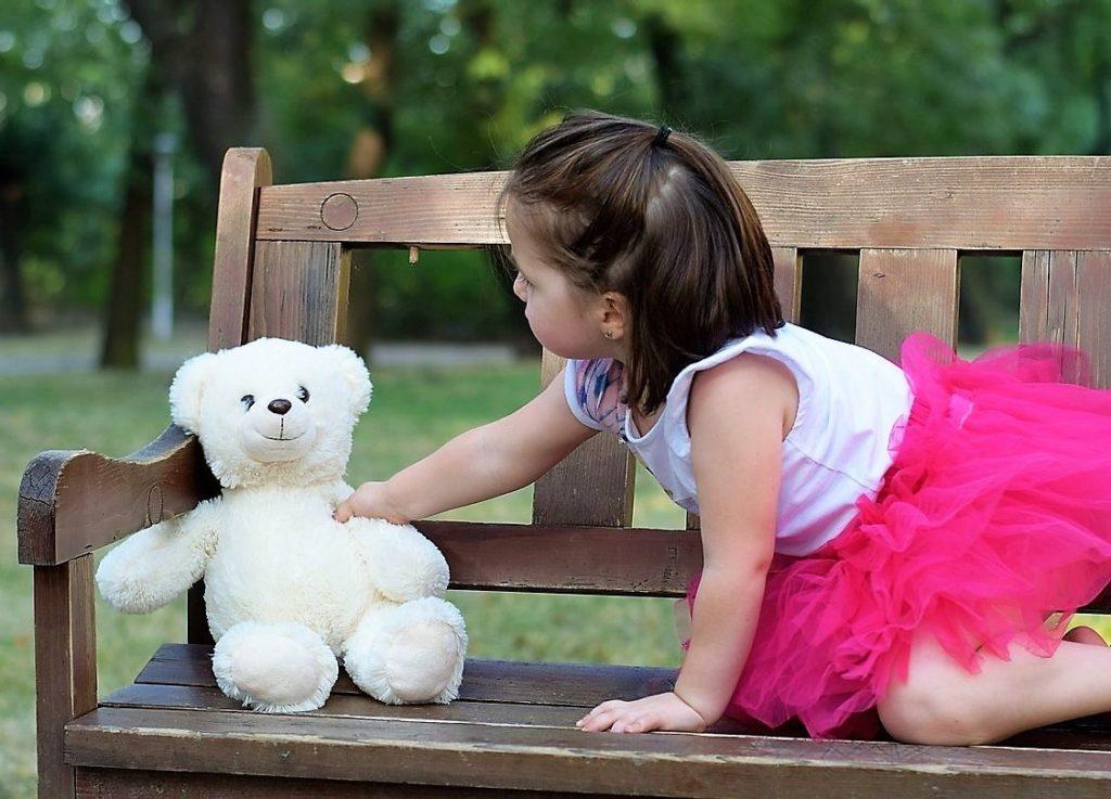 Как постирать детские мягкие игрушки