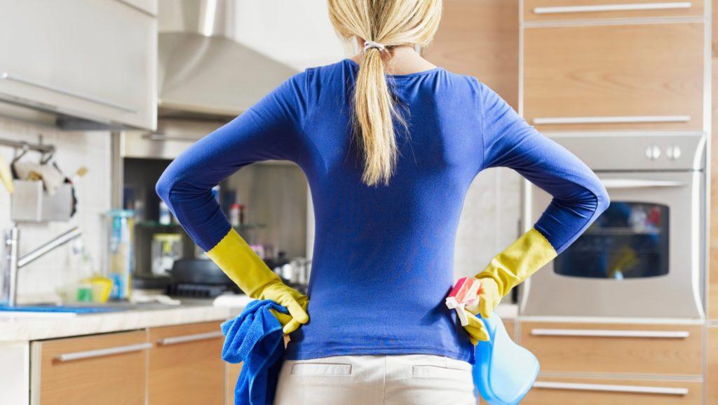 Какие предметы необходимы для проведения генеральной уборки