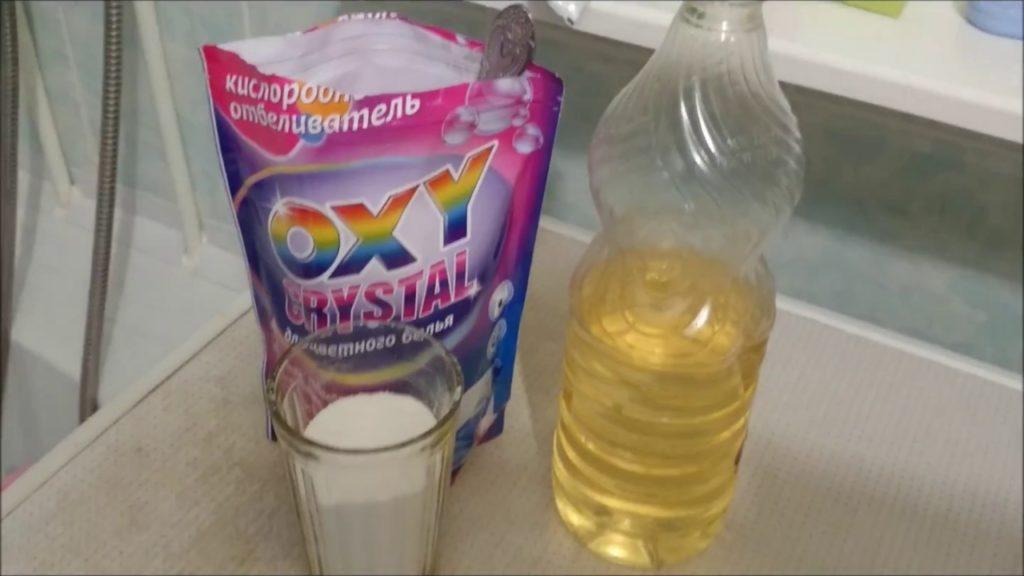 Чем отличается кислородный отбеливатель от хлорного и какой лучше выбрать