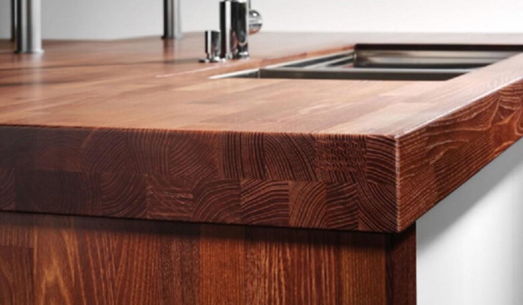 Как нужно ухаживать за столешницей из древесины