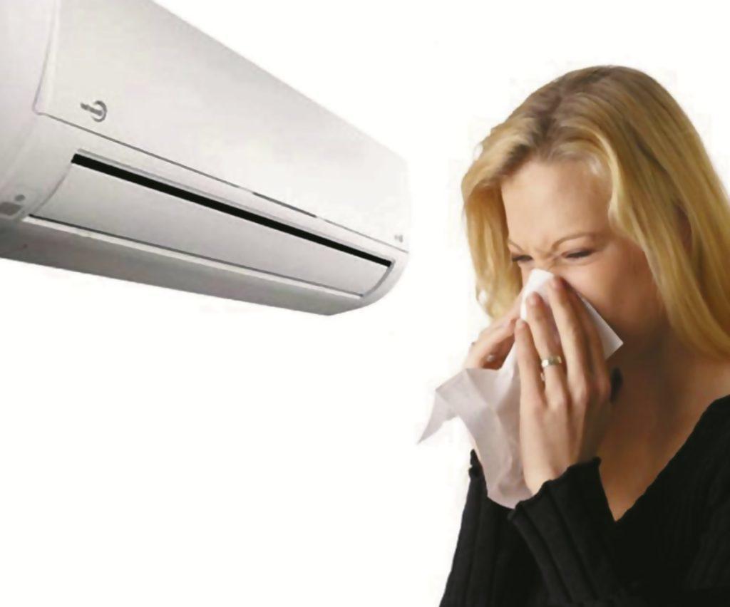 Почему в сплит-системе может появиться посторонний запах и чем он опасен для здоровья